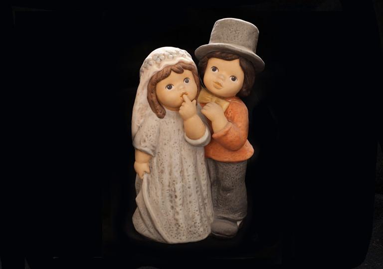 בובות חתן כלה